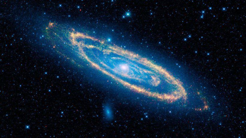 Nå har forskerne lett igjennom 100 000 galakser