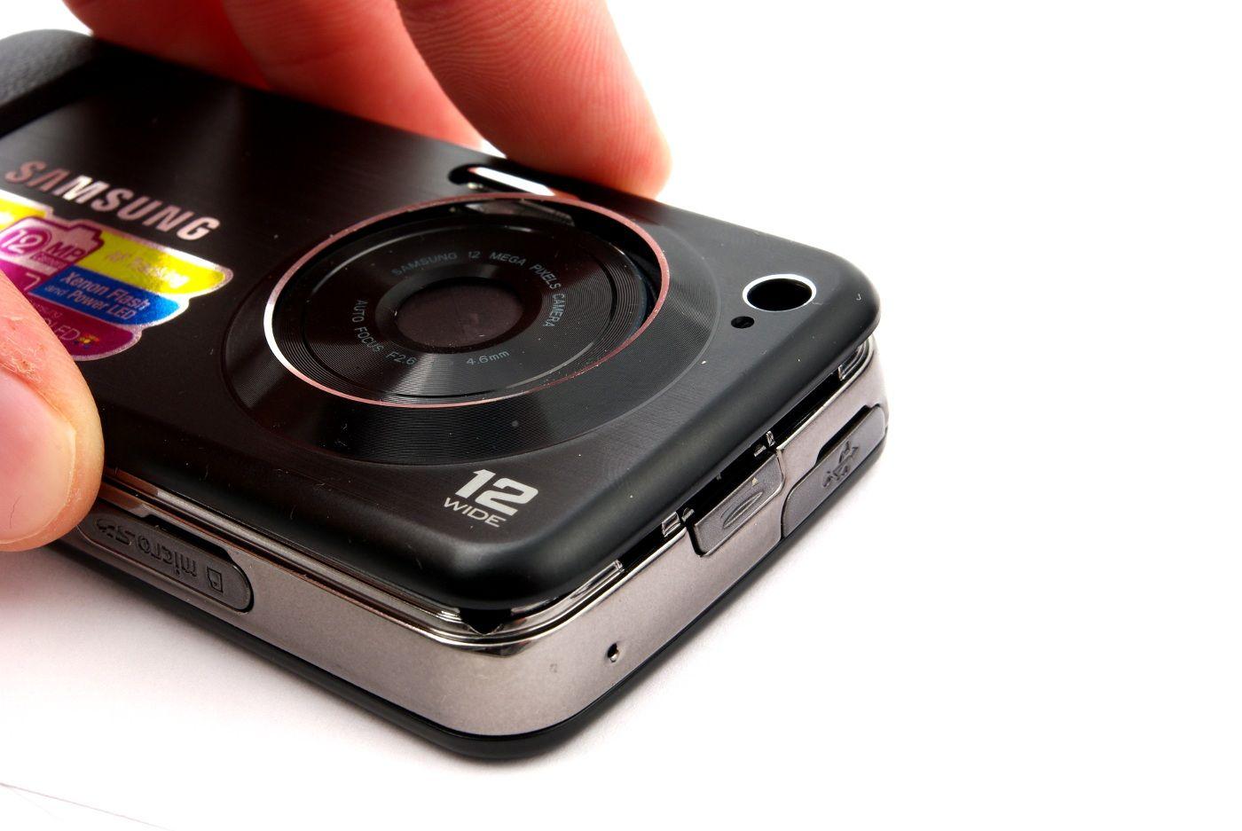 Test: Samsung Pixon 12 Test Tek.no