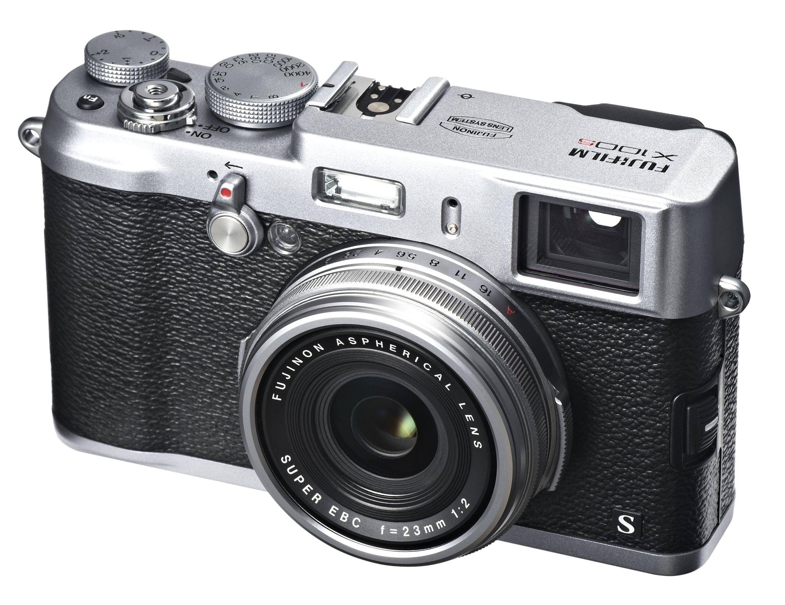 Fujifilm FinePix X100S.Foto: Fujifilm