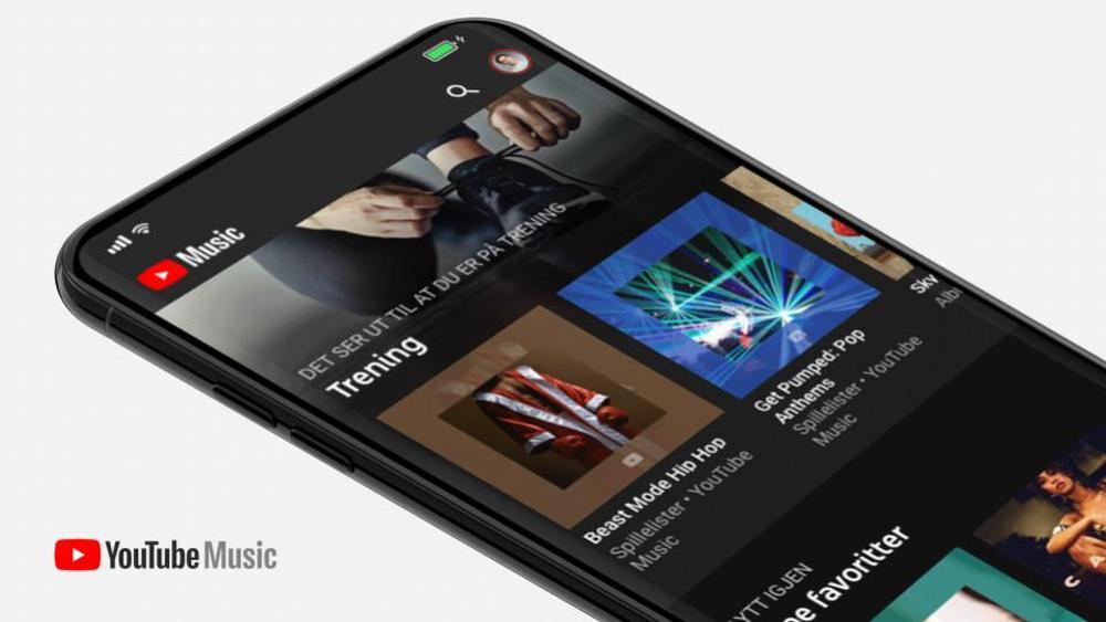 Nå er YouTubes Spotify-konkurrent lansert i Norge
