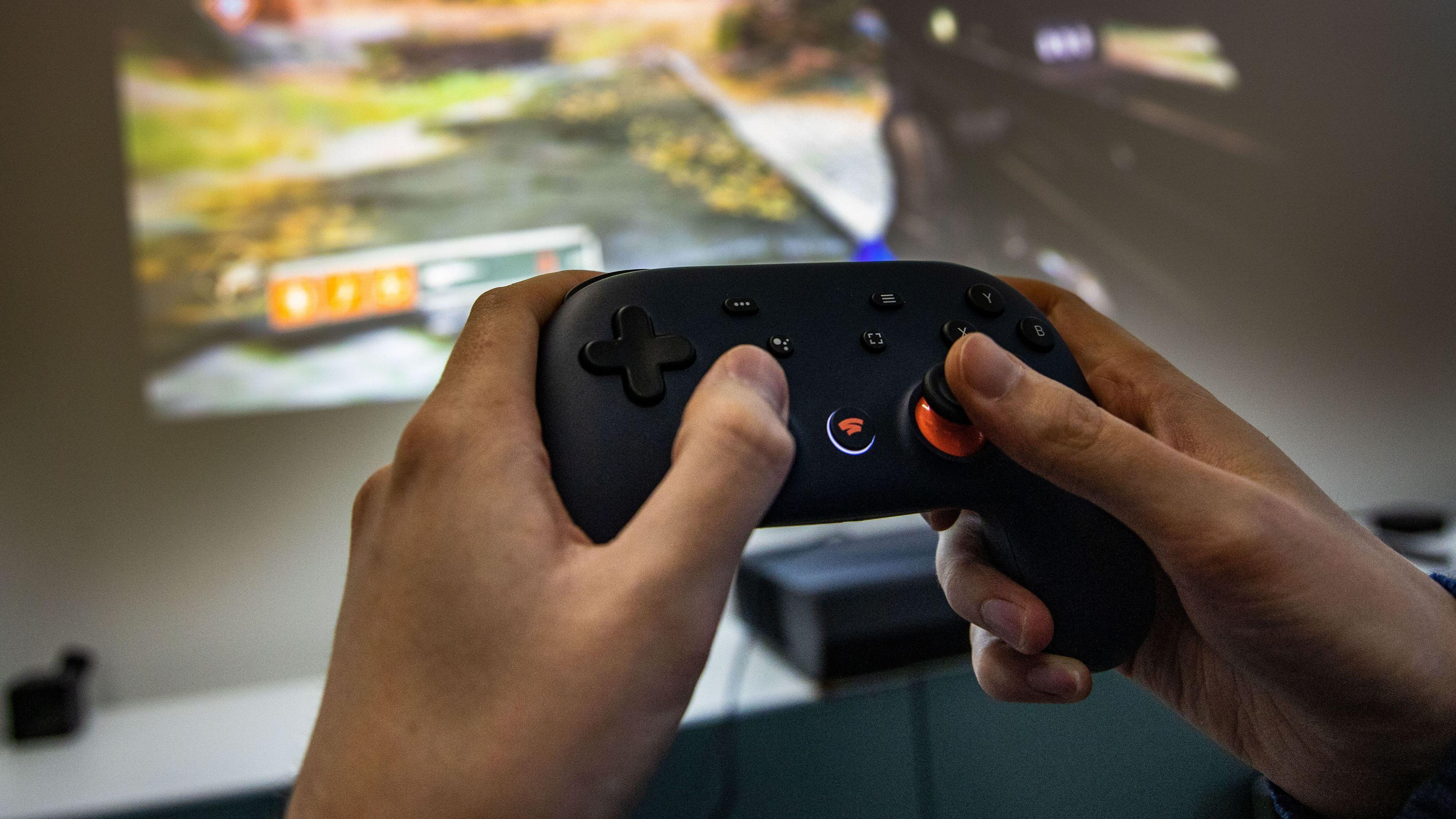 Nå er Stadias spilltjeneste gratis