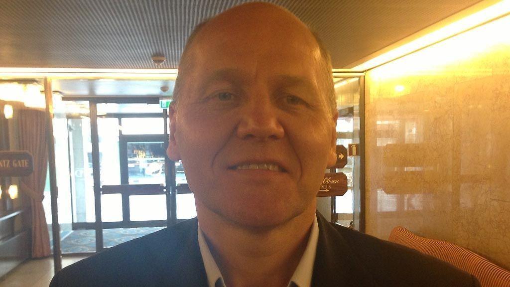 Sigve Brekke leder Telenors operasjoner i Asia, og tjente nesten like mye som konsernsjefen i 2013.Foto: Mediehuset Nettavisen