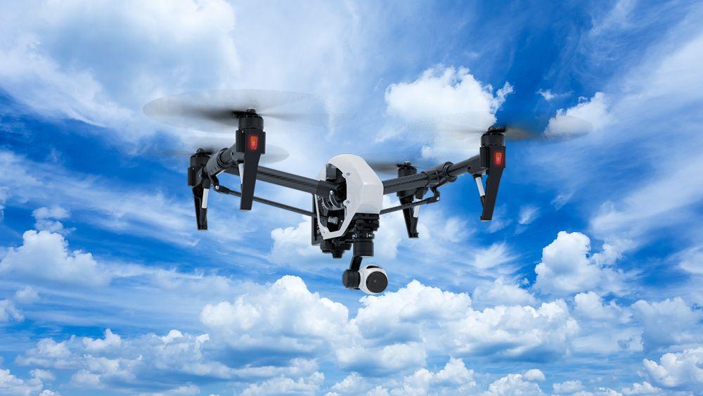 Denne kameradronen koster 20 000 kroner
