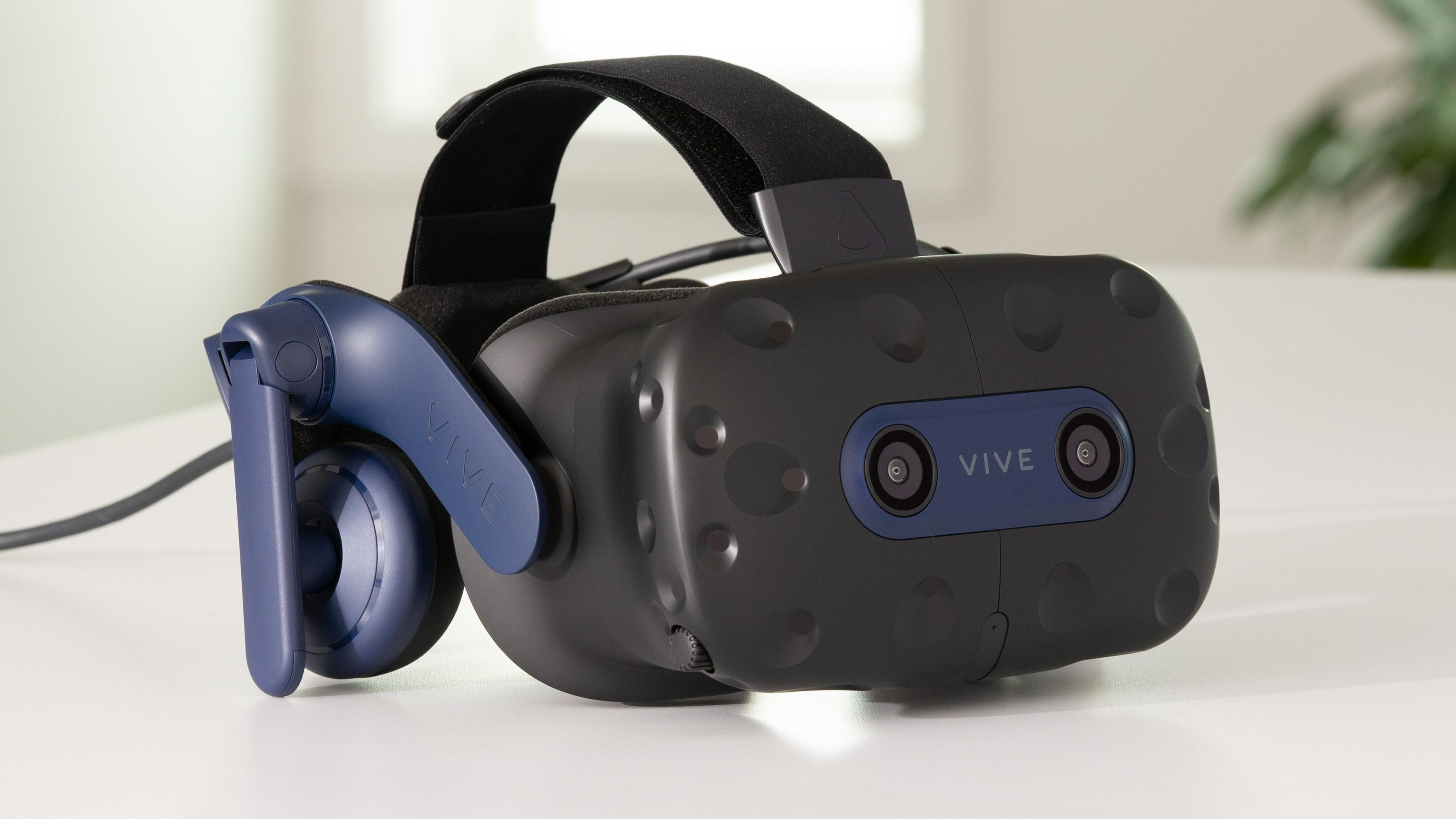 HTC har avduket Vive Pro 2