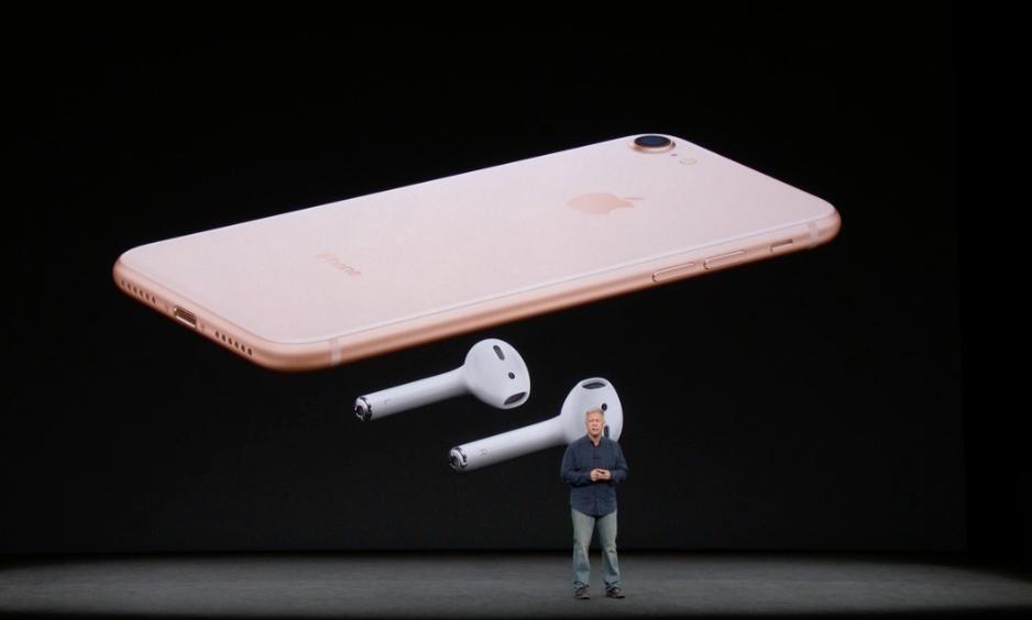 Apple satser på en trådløs fremtid..
