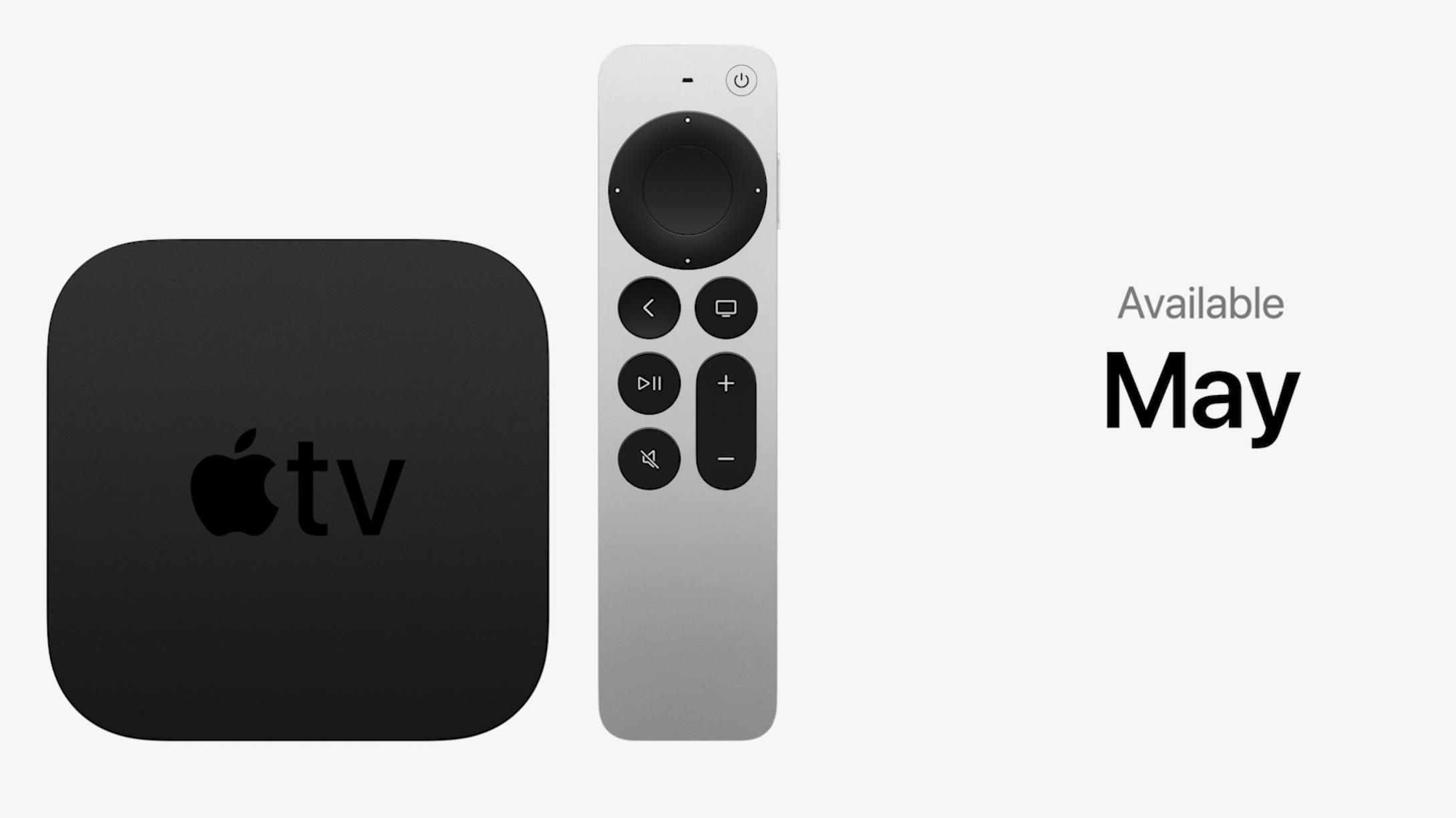 Lanserte helt ny Apple TV