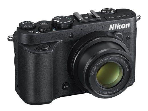 Nikon har også rettet en feil på Coolpix P7700.Foto: Nikon