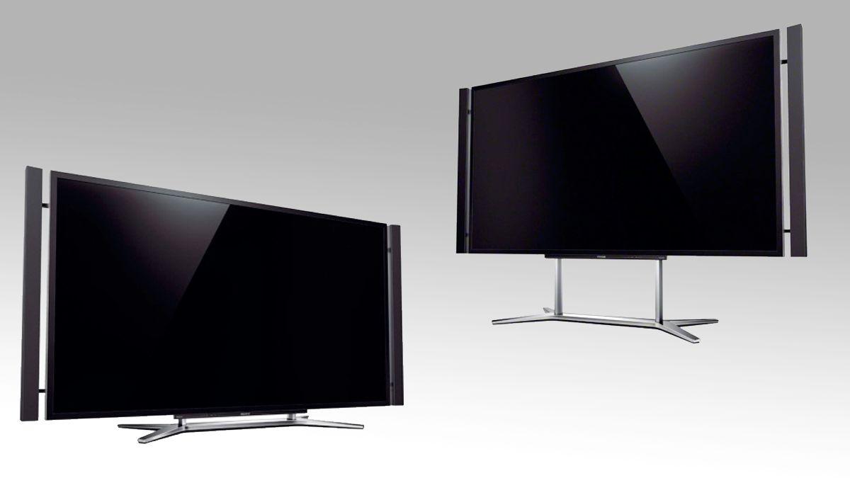 Her er Sonys første 4K-TV