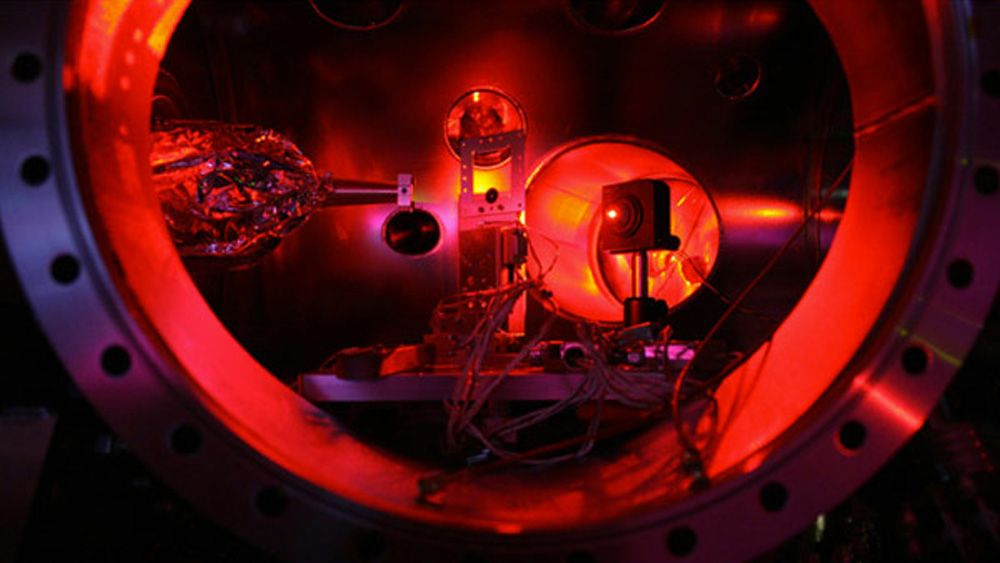 Her er verdens kraftigste laser