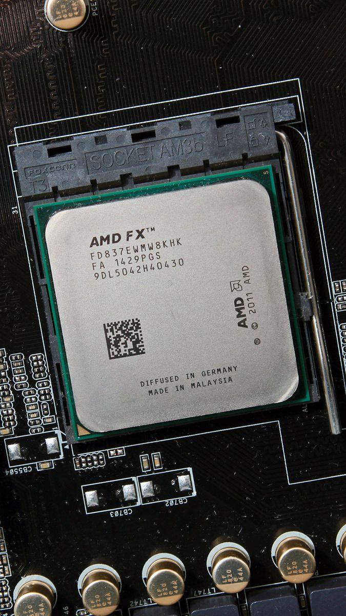 AMD FX-8370E har et hyggeligere strømforbruk enn produsentens andre åttekjerne-modeller, men det har gått hardt utover ytelsen.