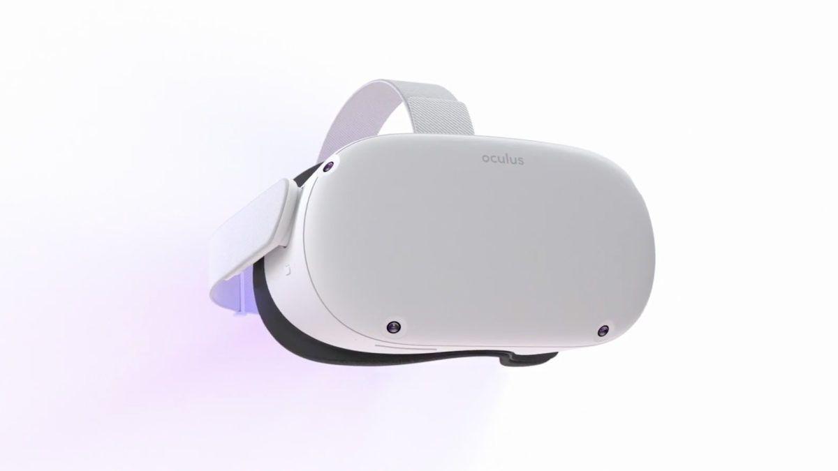 Oculus Quest 2 avslørt