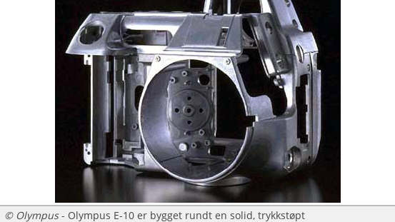 Fullstendig slakt av Olympus E-10