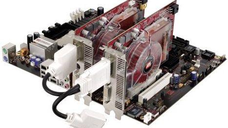 Crossfire i hele Radeon X1000-serien
