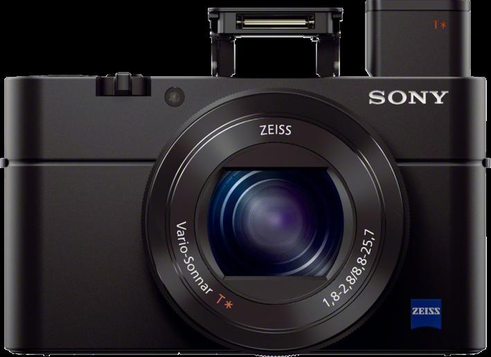 Sony RX100 III.Foto: Sony