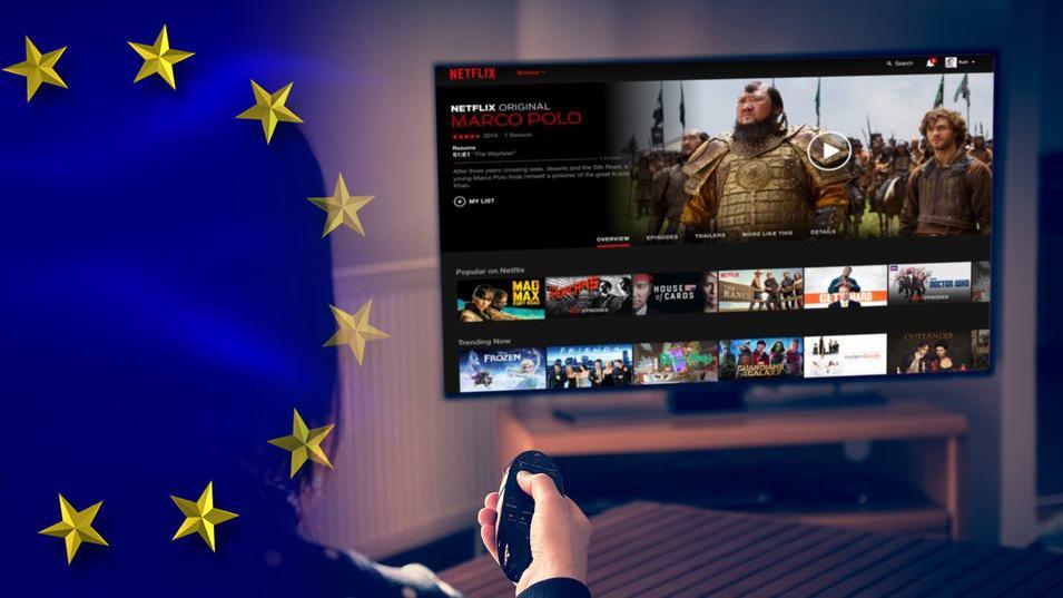 Netflix og Amazon må føye seg etter EU