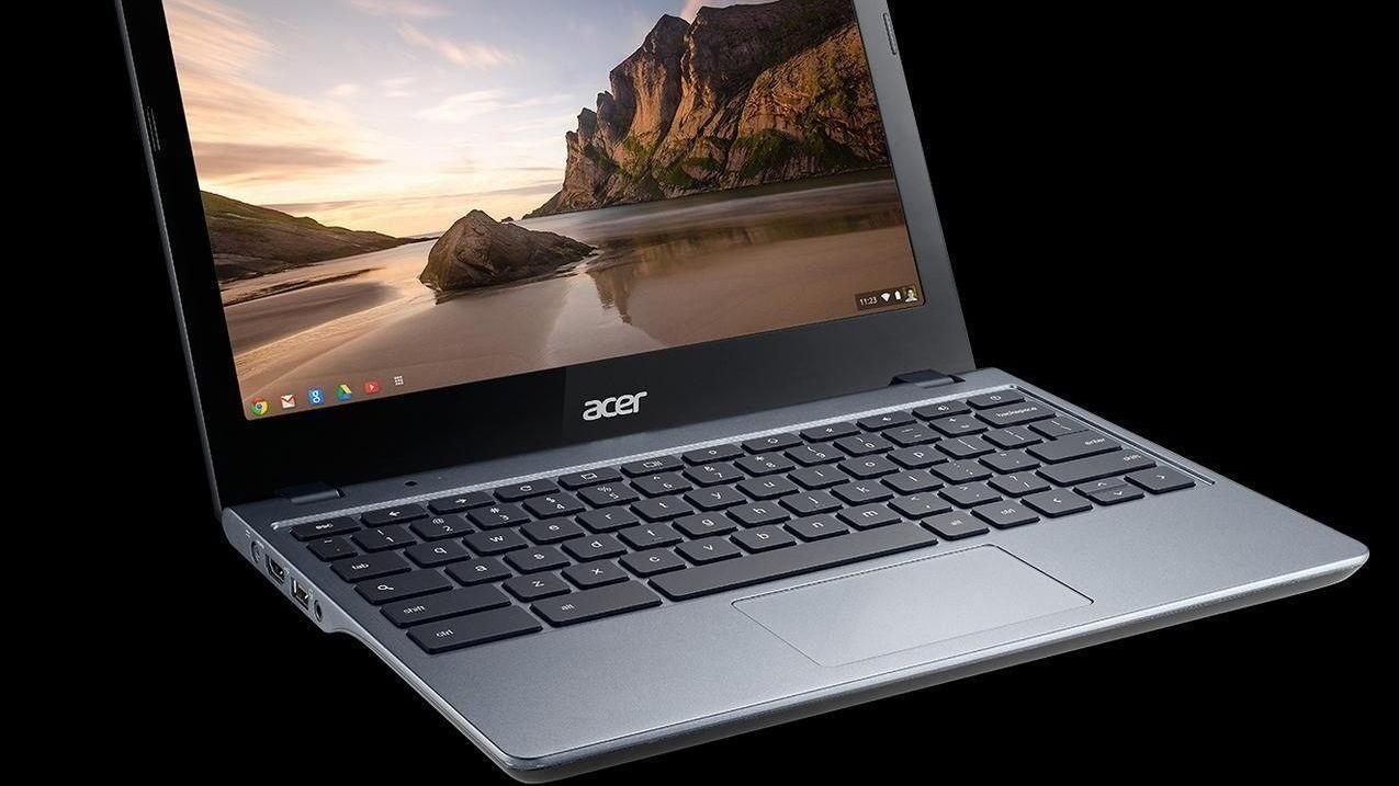 Acer har snekret seg en «turbo»-Chromebook