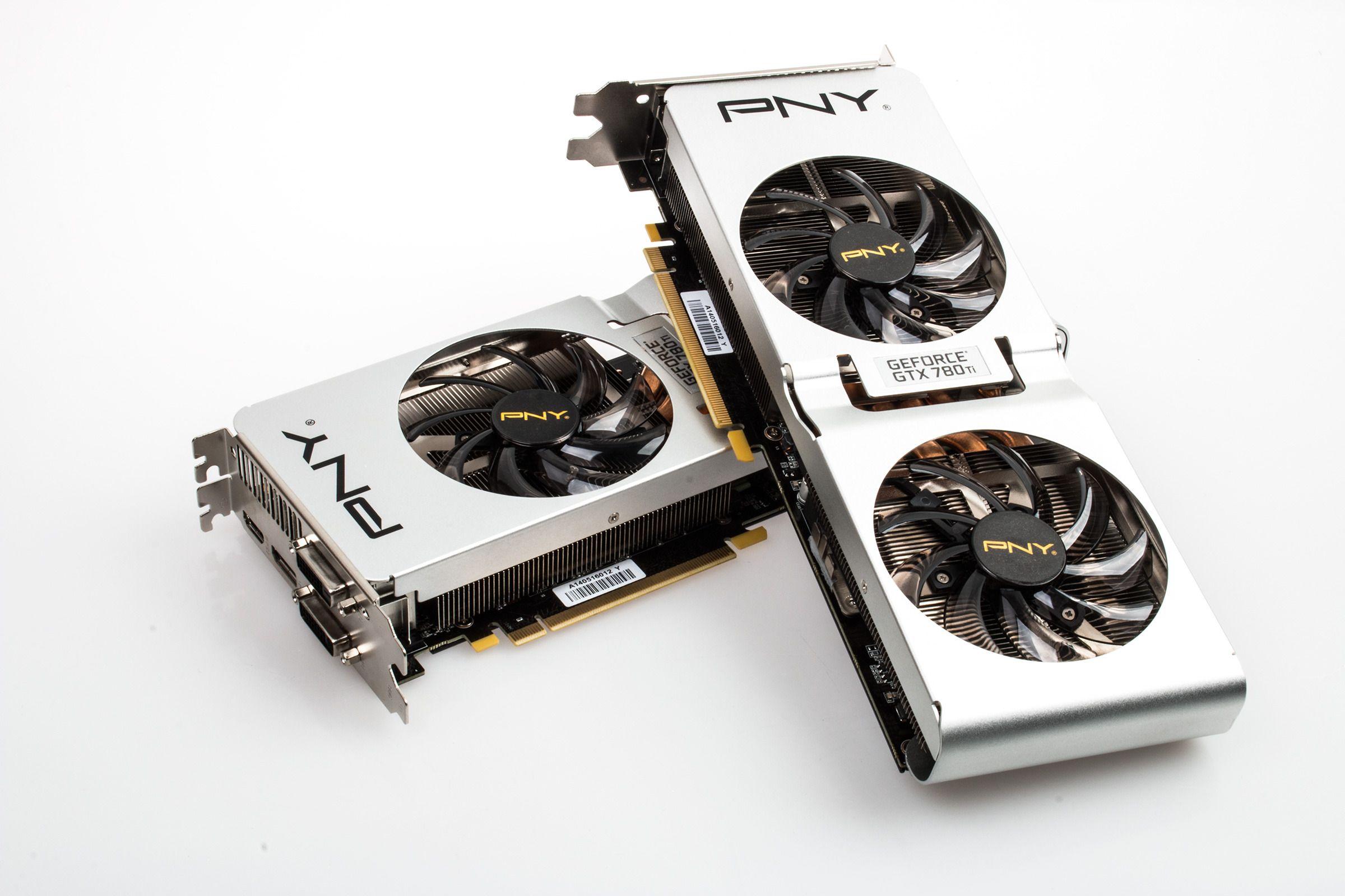 PNY XLR8 GeForce GTX 780 Ti.Foto: Varg Aamo, Hardware.no