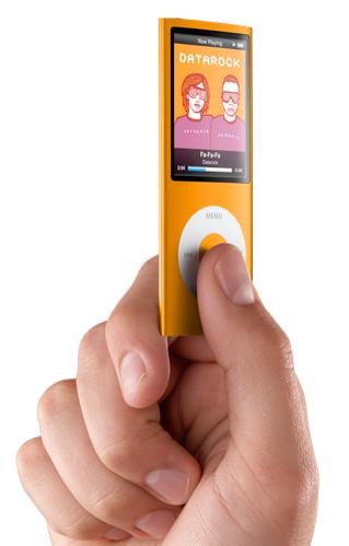 Ipod Nano Test Tek.no