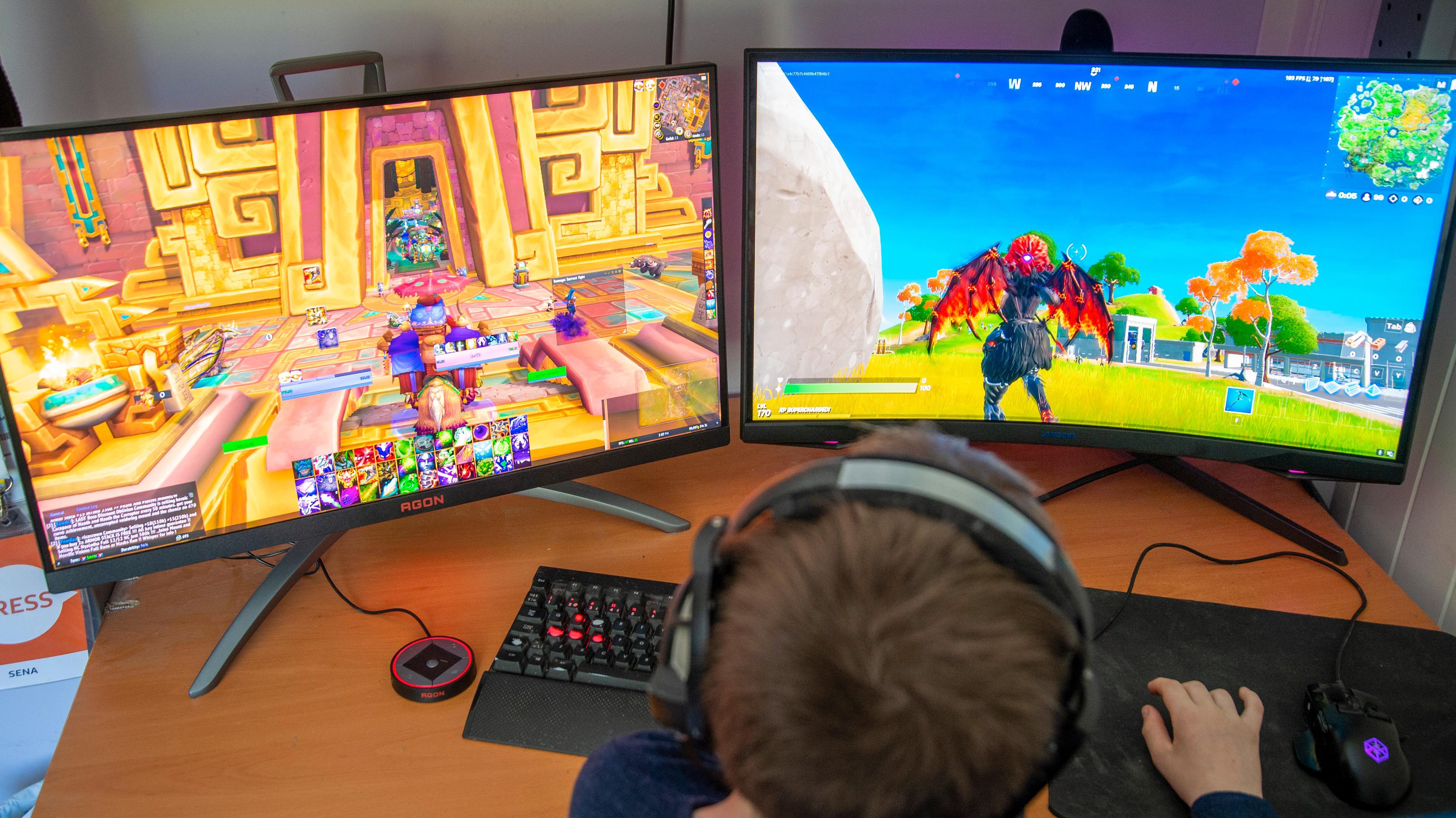 Skytespill er mer tjent med enda høyere antall bilder enn tradisjonelle rollespill.