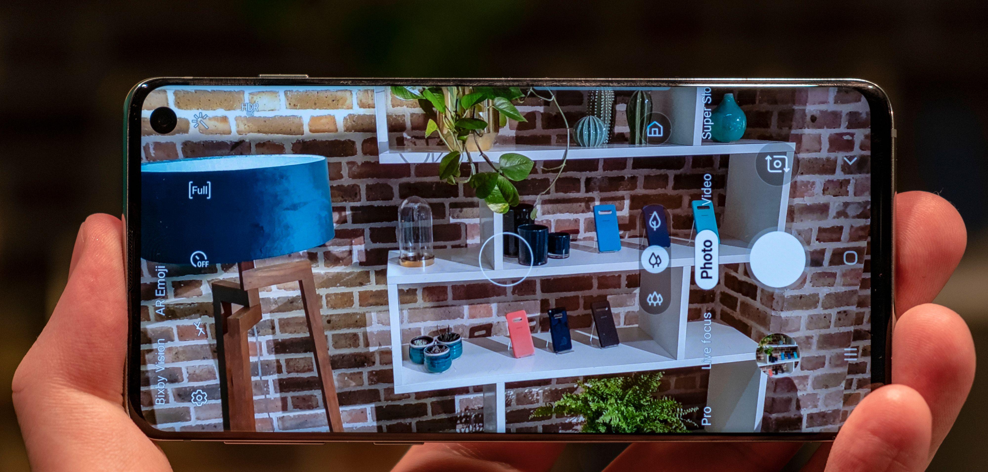 Samsungs kamerastabilisering kan bli en liten revolusjon i seg selv.