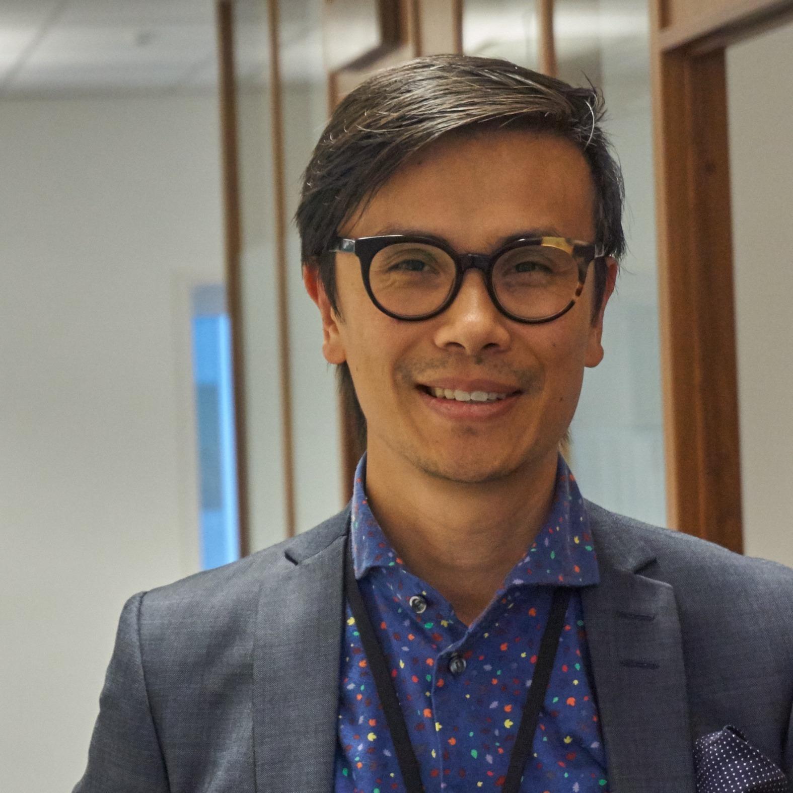 Thang Manh Tran, foretningsutvikler for VIpps i DNB.
