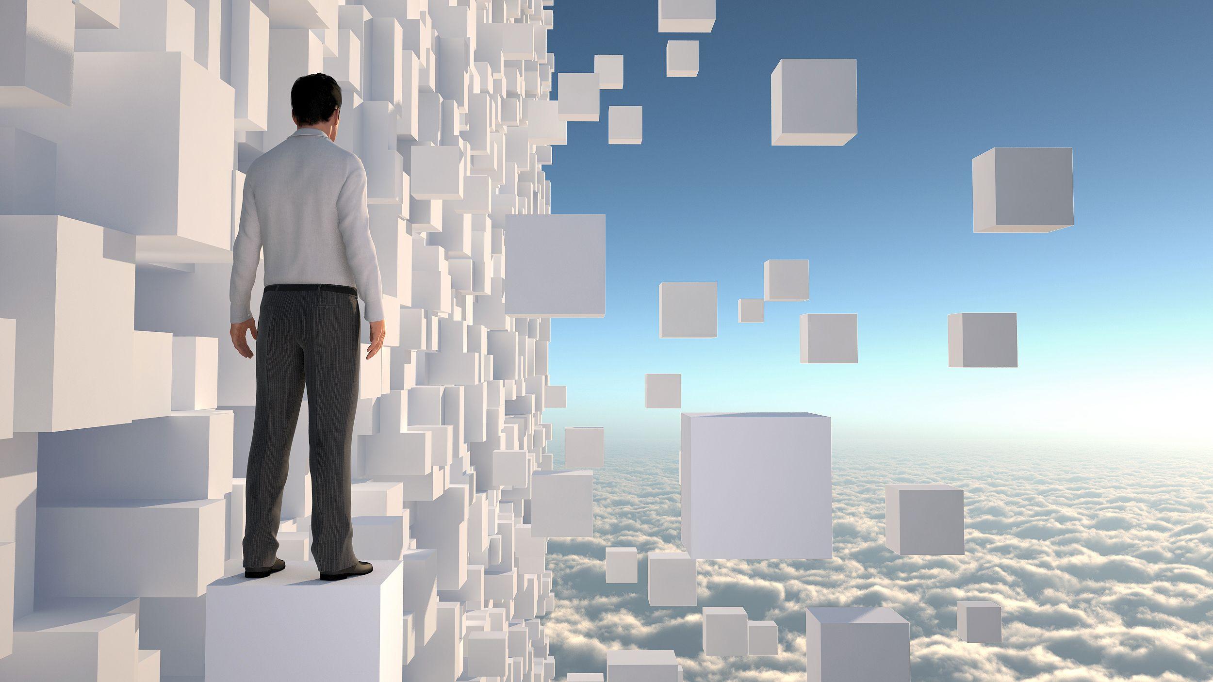 Vil våre datavalg egentlig ha noe å si for en fjern fremtid?Foto: Shutterstock
