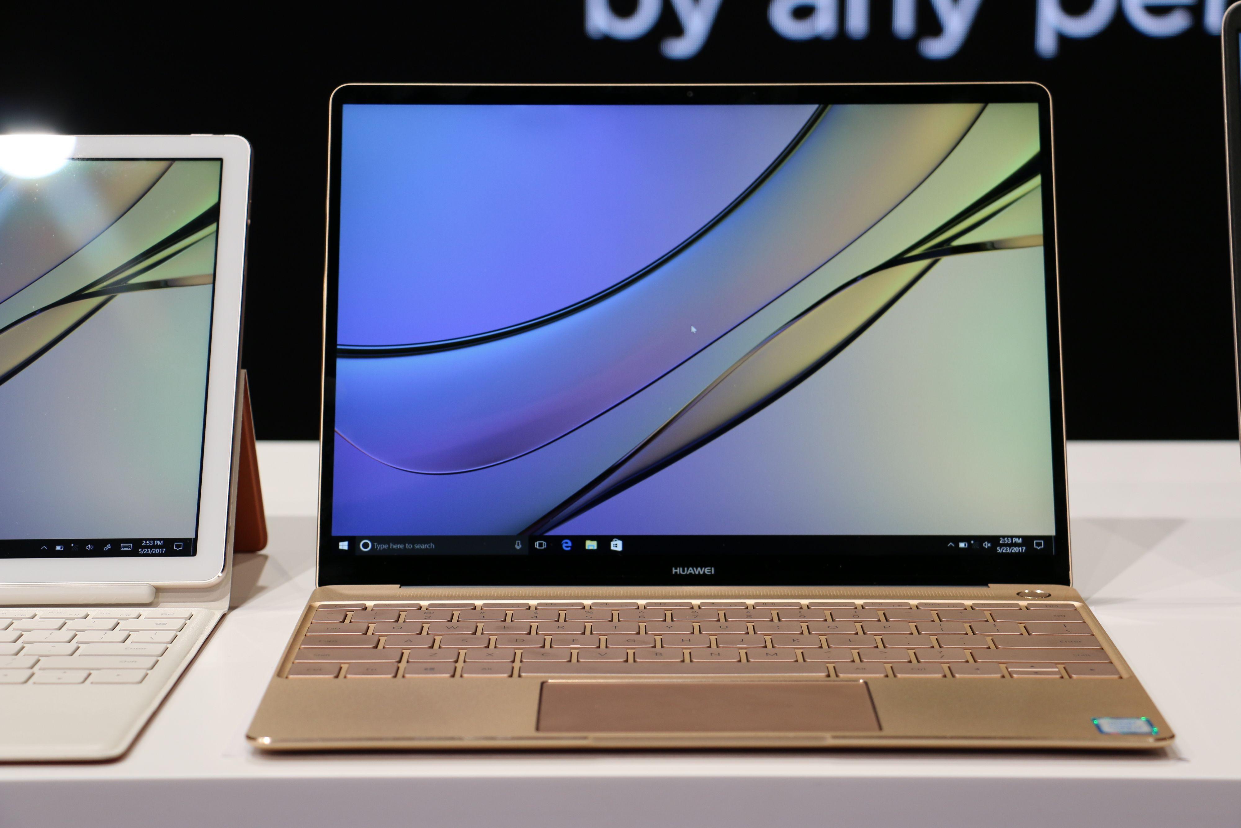 MateBook X er en riktig så lekker liten krabat. På innsiden skjuler det seg en i5-7200U-prosessor, og ingen vifte.