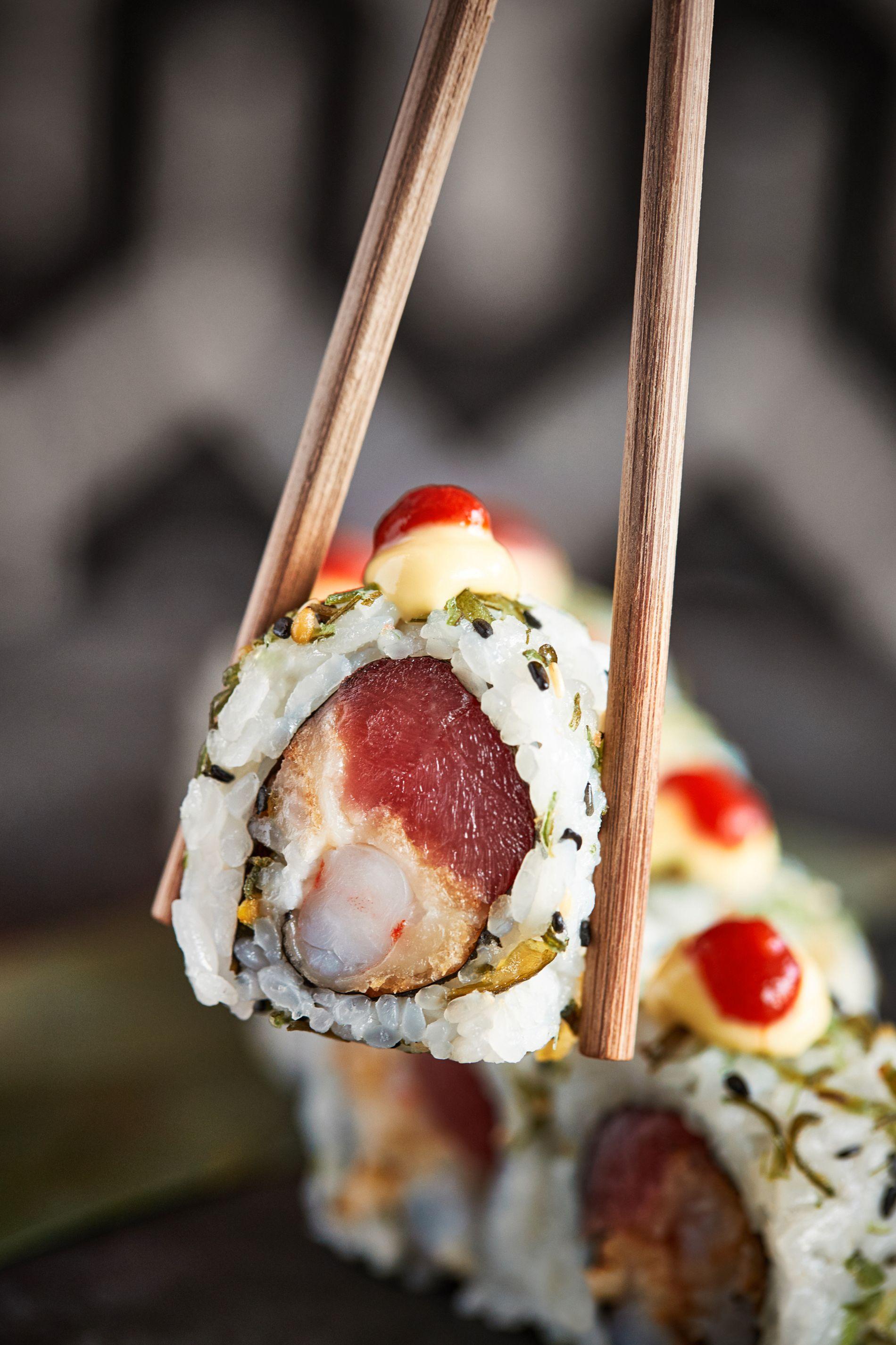 Sumo tilstreber å gi en autentisk matopplevelse enten man spiser i en av Sumos restauranter eller bestiller take away.