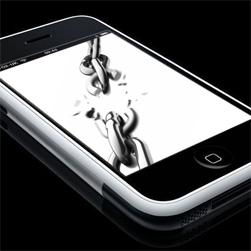 Nå kan du låse opp Iphone uten å skaffe operatørlåskode fra Netcom. (Foto: Illustrasjon)