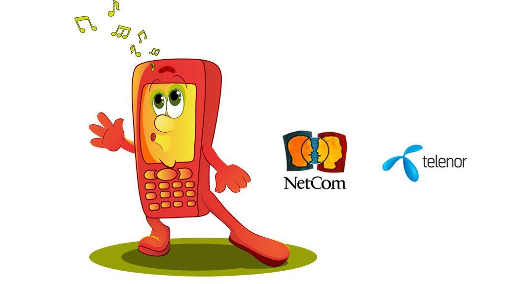 Hvem er best på musikk: Telenor vs Netcom