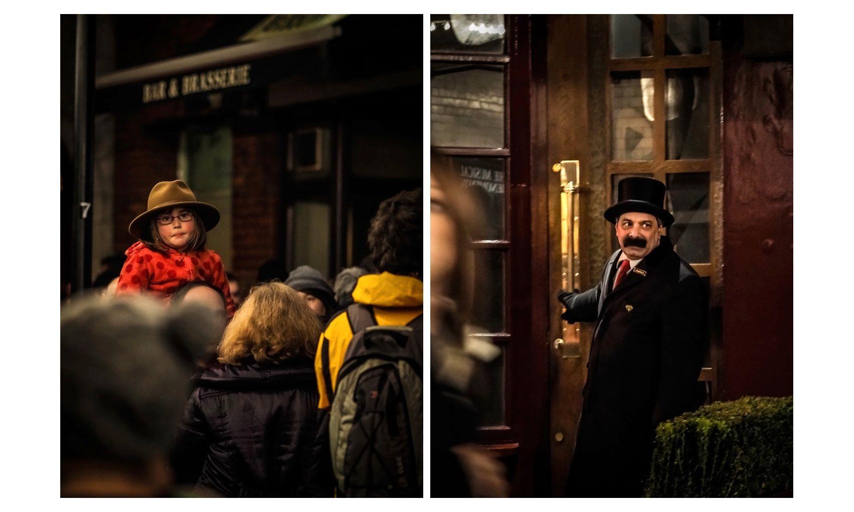 På fototur i London.Foto: Dag Spant