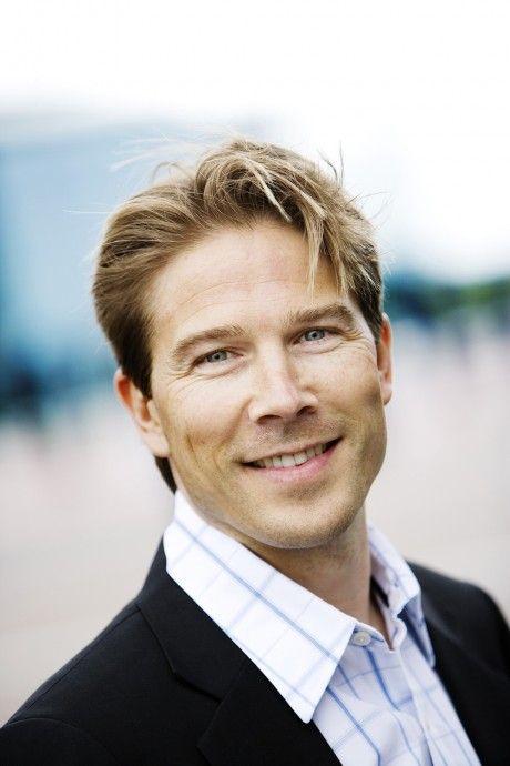 Rolv-Erik Spilling, konserndirektør og leder for Digital Services i Telenor.Foto: Telenor