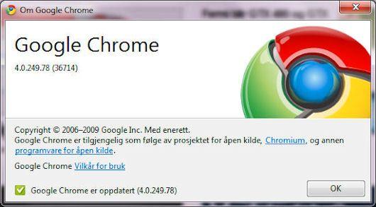 Chrome 4.0