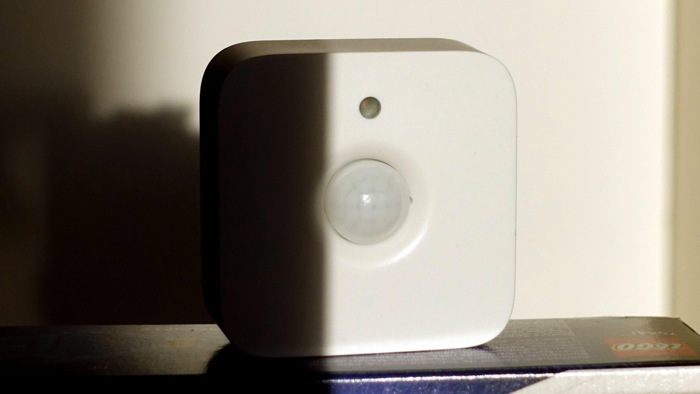 Philips Hues bevegelsessensor kan brukes til å oppdage sollys.