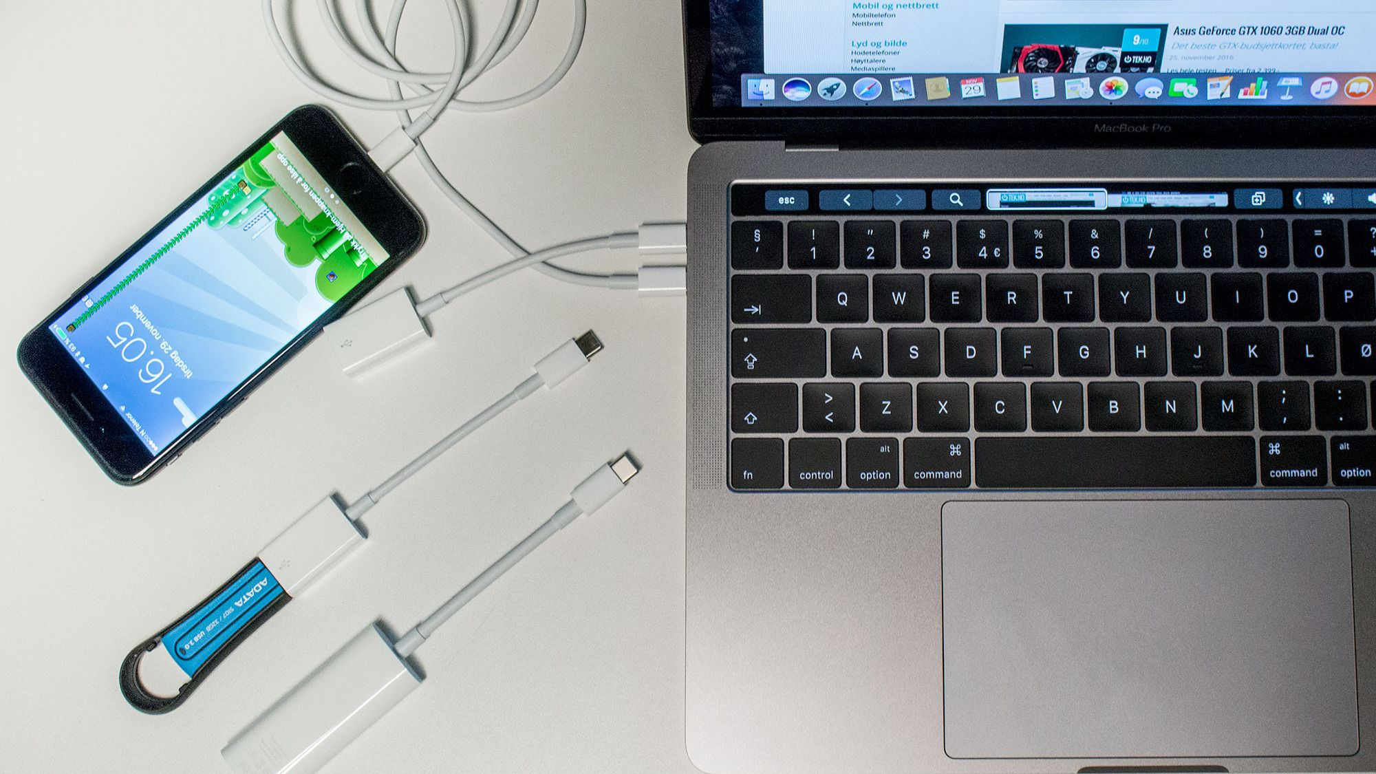 Apple MacBook (2016) Test Tek.no