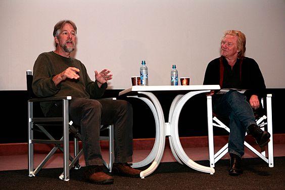 Matt Mahurin og Morten Krogvold