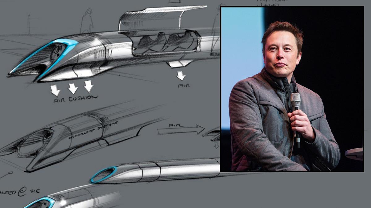 Slapp nyheten i går kveld: Skal bygge prototype av supertoget – 1200 km/t