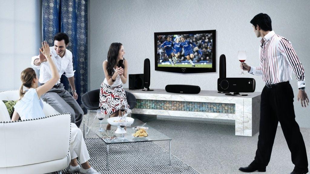 Få full TV-kontroll