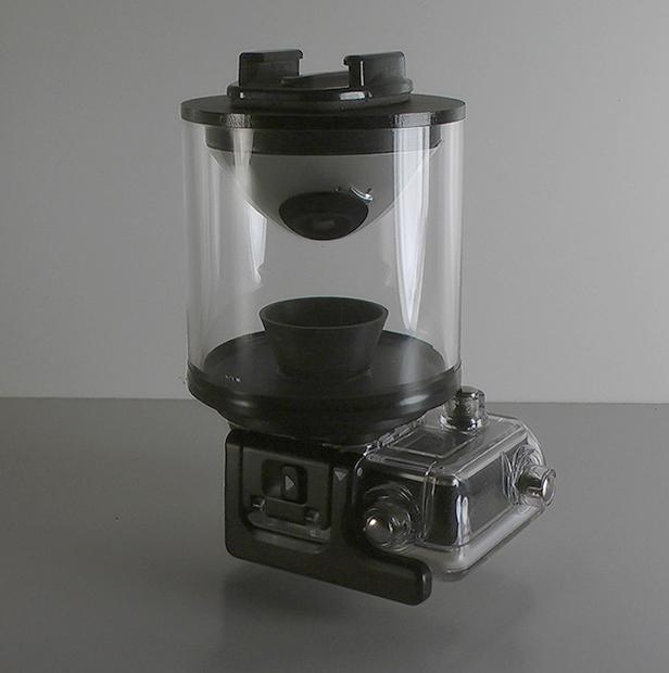 Eye Mirror med egen GoPro-kasse.Foto: Eye Mirror