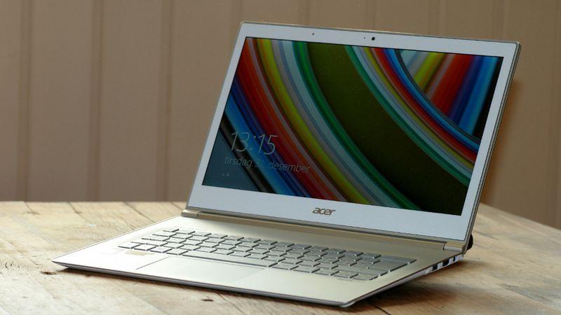 Acer Aspire S3 392G Test Tek.no