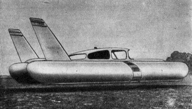 The Cushioncraft-2 (CC-2).