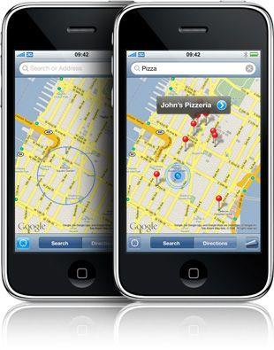 GPS er også innebygget.