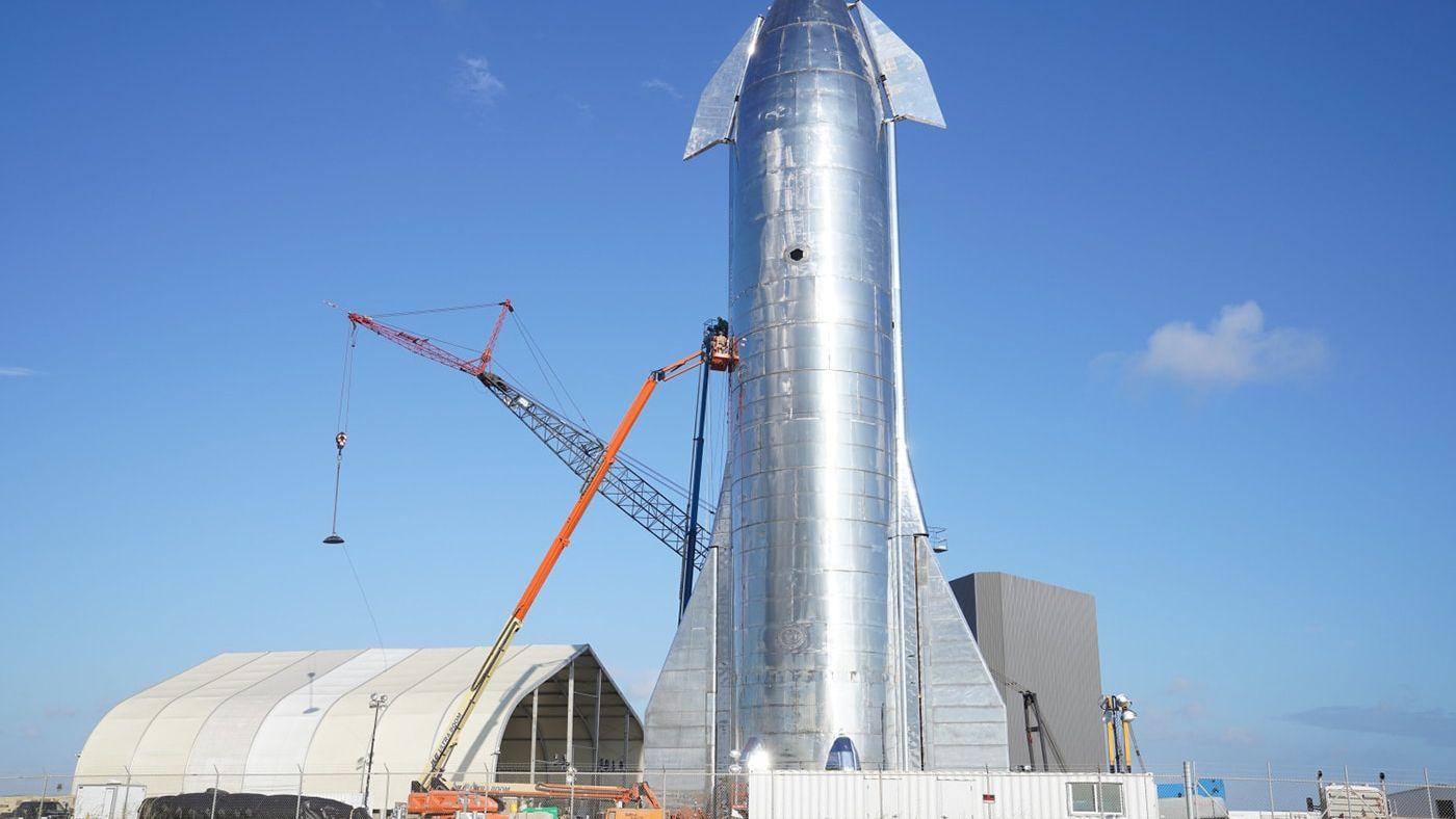 Starship er nå SpaceX' viktigste satsning