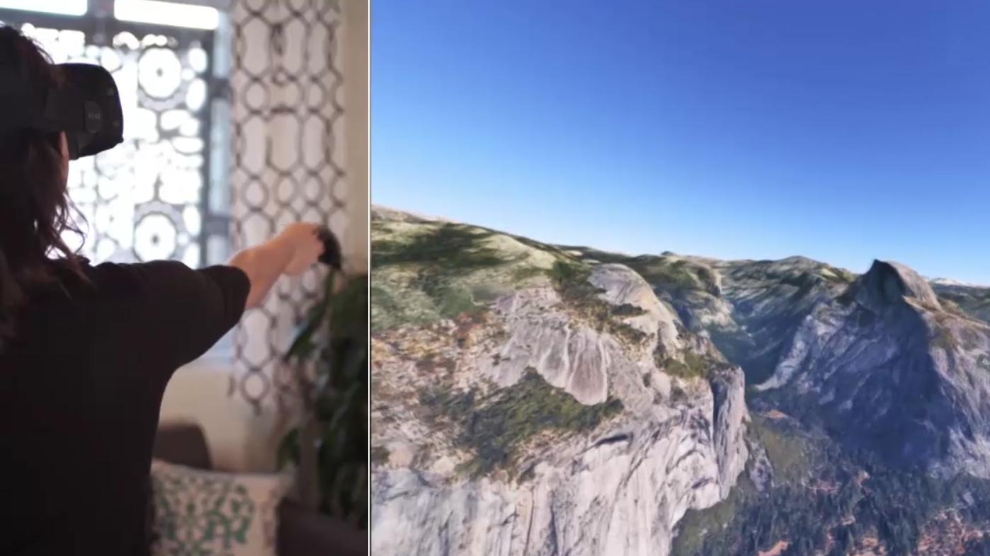 Nå kan du besøke hele verden i VR
