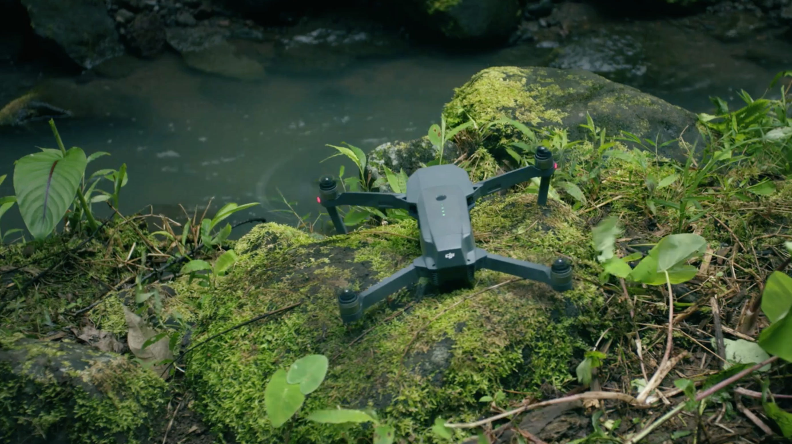 Mavic er DJIs kompakte, sammenleggbare drone