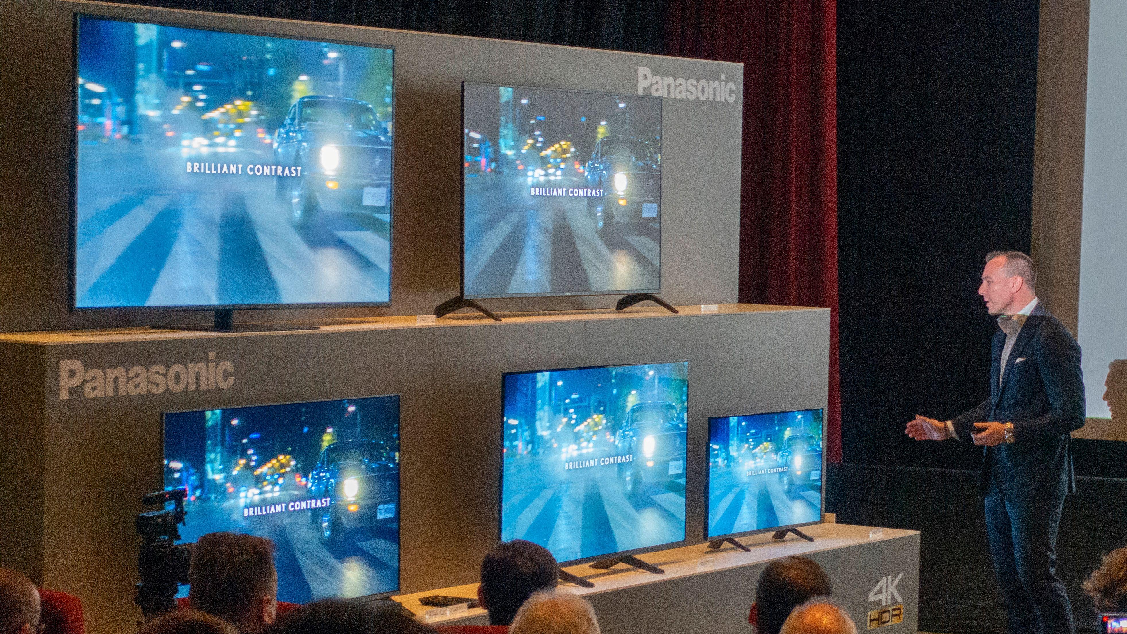 Ingen 8K-TV fra Panasonic i år