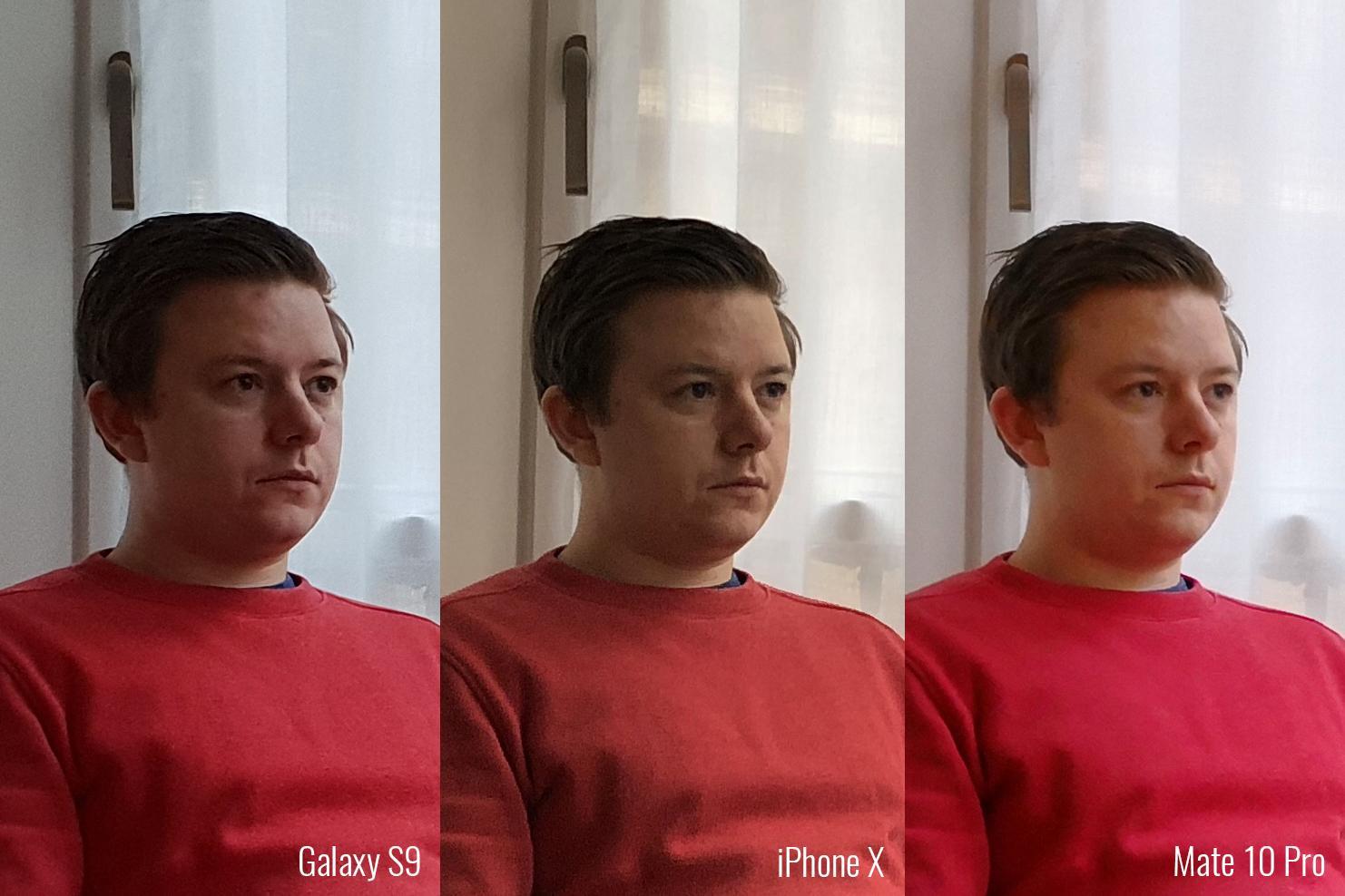 Siden bildesammenlikningsverktøyet vårt ikke lar deg se fullversjoner av bildene, har vi her zoomet inn for å bedre kunne se forskjellene.