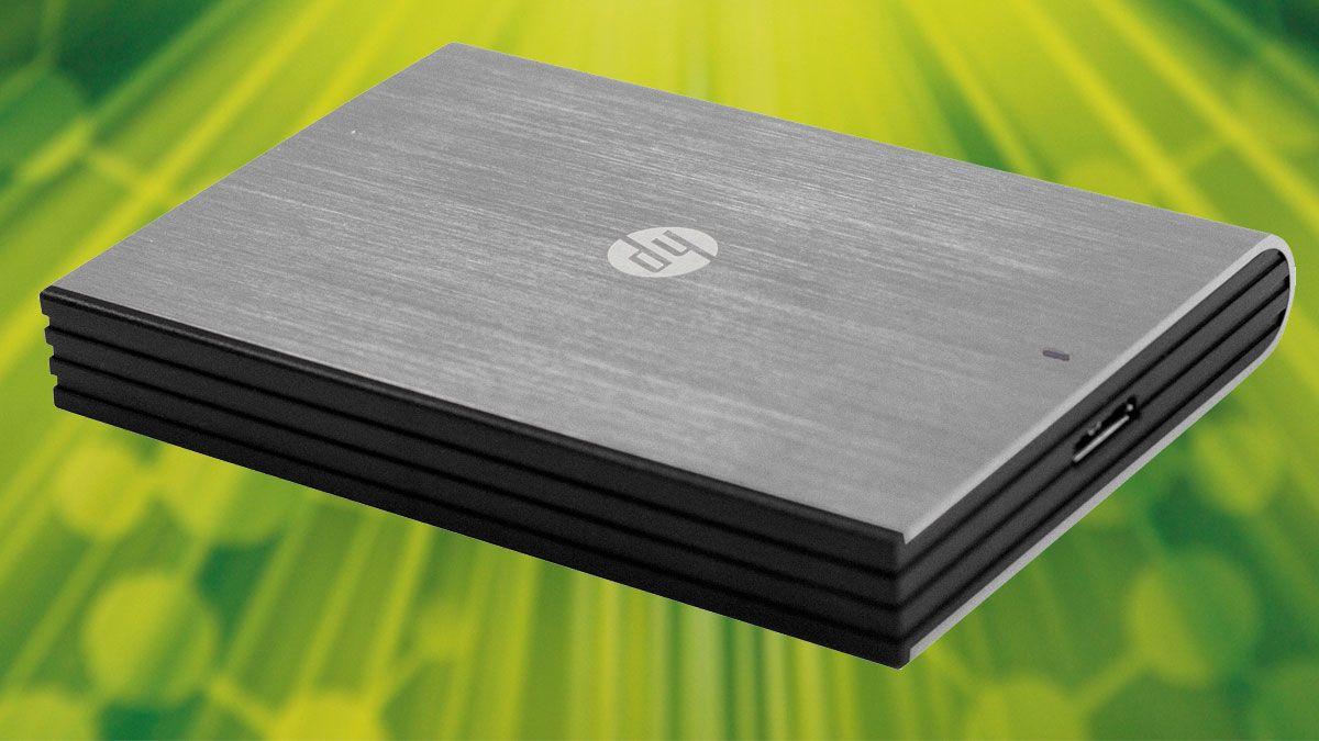Sjekk om du vant en stor og rask ekstern harddisk