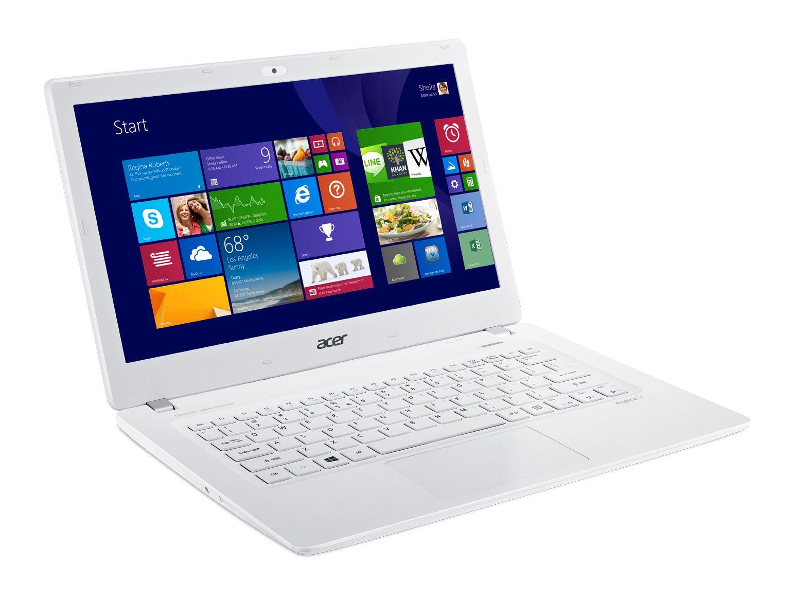 Acer V13.Foto: Acer