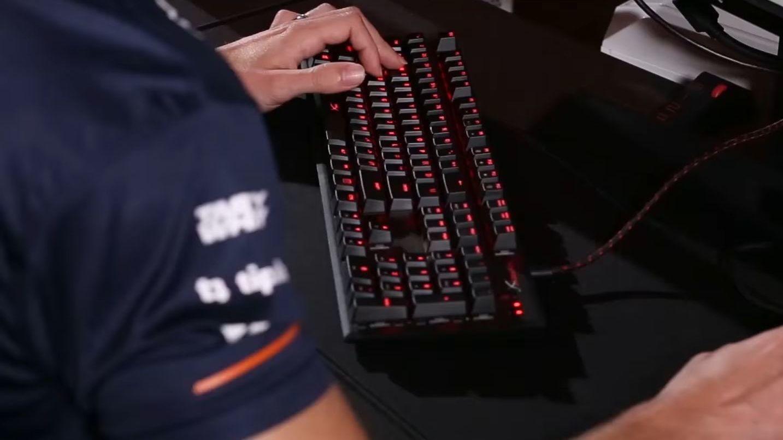 Kingston lanserer følsomme mekaniske tastaturer for spillerne